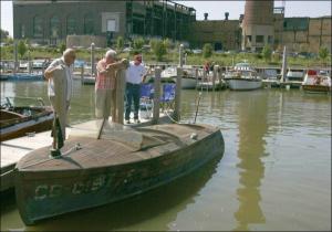 Dodge Race Boat