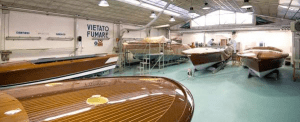 Riva repair shop