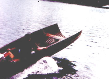 Cut off boat