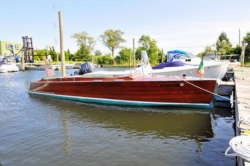Chris-Craft 24 ft.