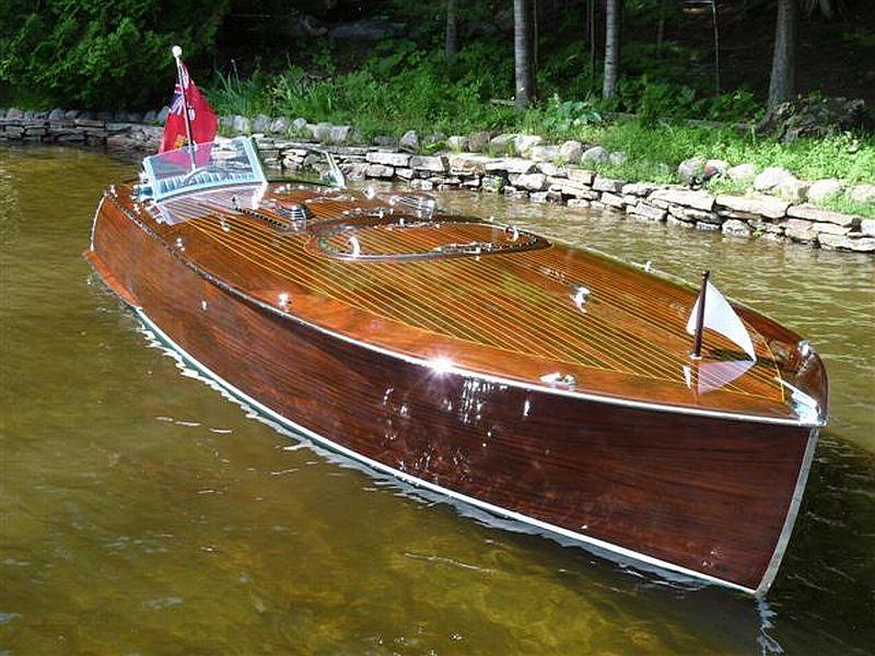 Custom Gentleman's Racer, 20 ft, 2010