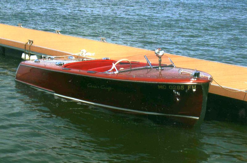 Chris-Craft Deluxe SOLD