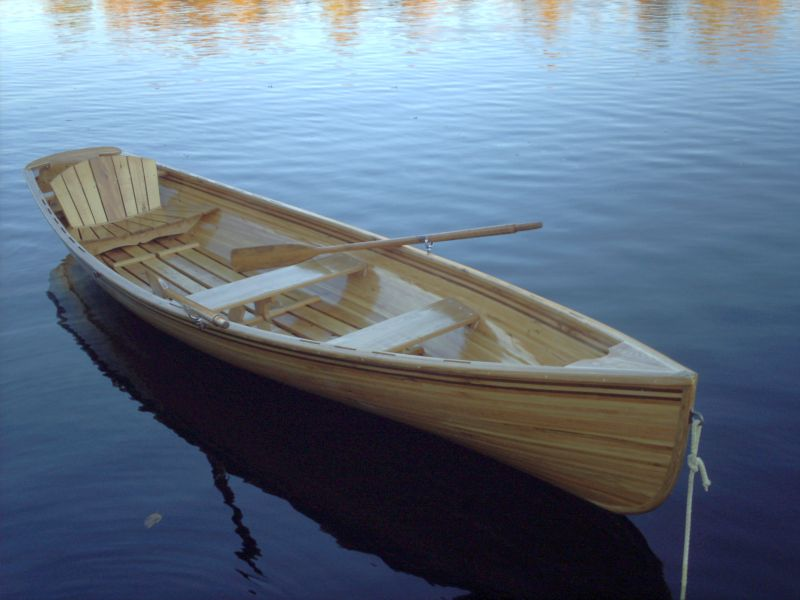 Whitehall Rowboat, sold