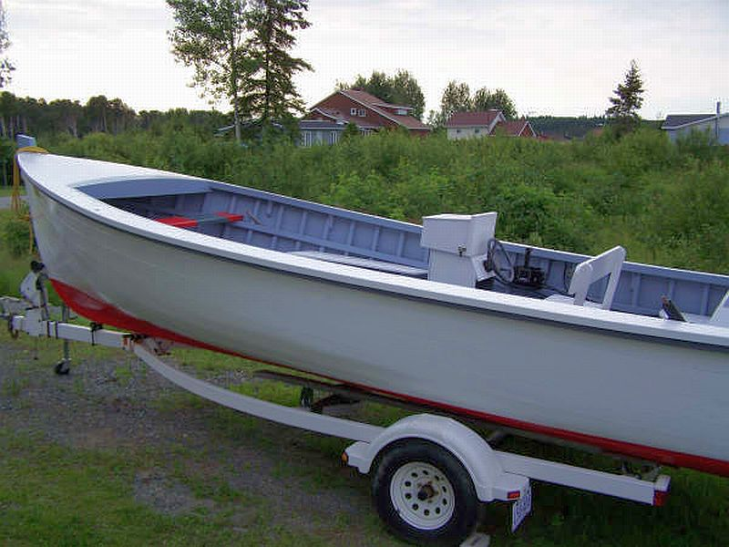 Custom Fishing/speed boat;, 22 ft, 1988