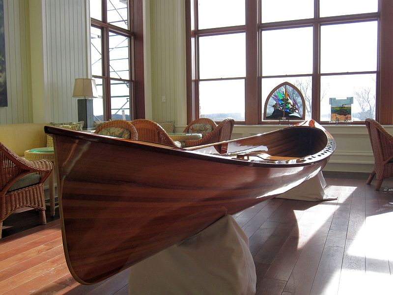 Muskoka Rowing Skiff: 17 ft, 2011