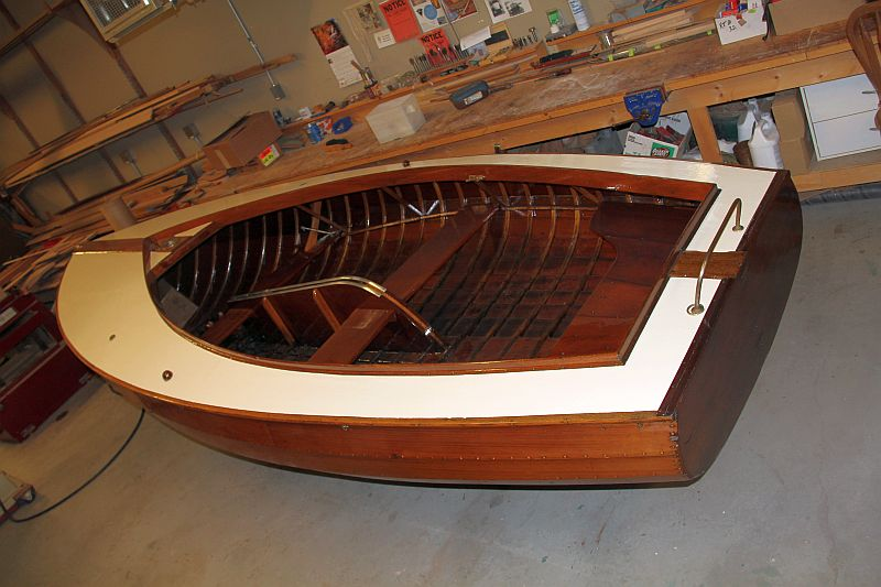 Grew Sail Boat: 14 ft, 1939