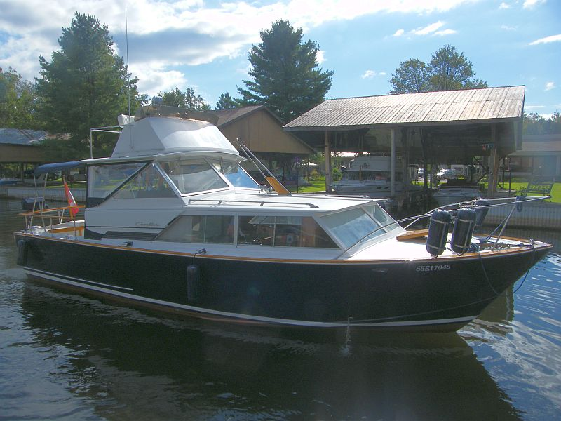 Chris-Craft Cavalier