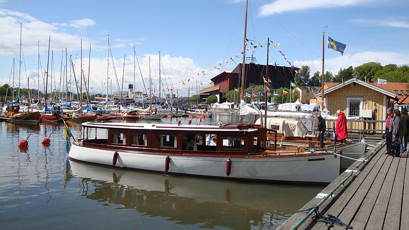 Motor Yacht, 42 ft, 1905