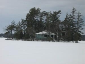 "Captain Parlett's ""getaway"" cottage"