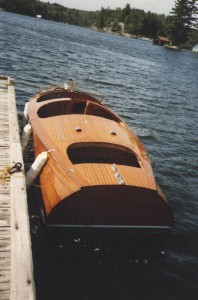1939 Port Carling Boat Works 'Seabird""