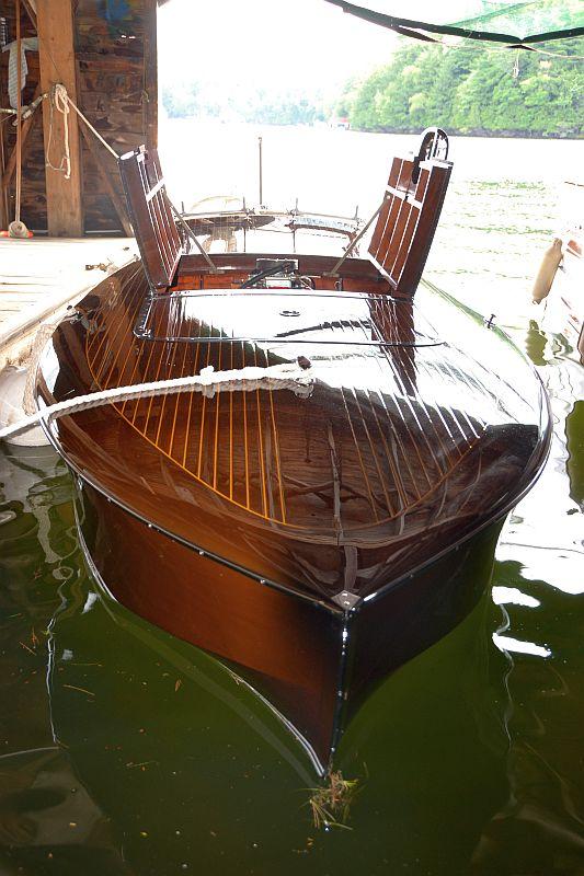 Minett-Shields 18 ft Gentleman's Racer