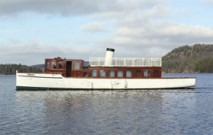 SS Bigwin open to the public in 2013