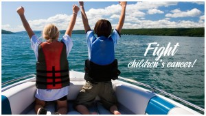 FIght Children's cancers through the Muskoka Lakes Boat Rally