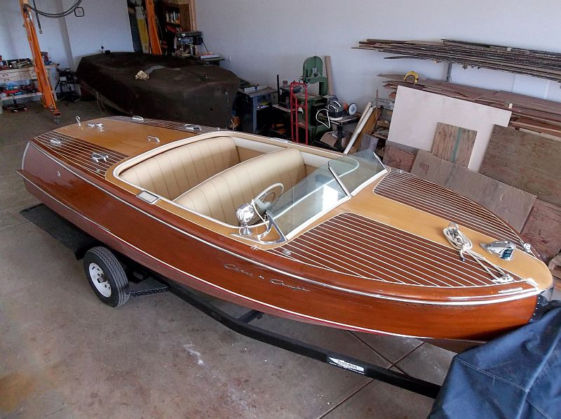 Wood boat for sale ontario listings