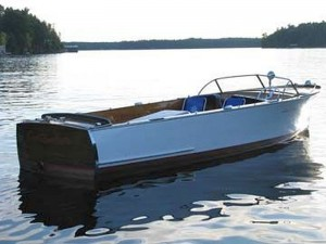 Chris-Raft Sportsman, 22 ft., 1947