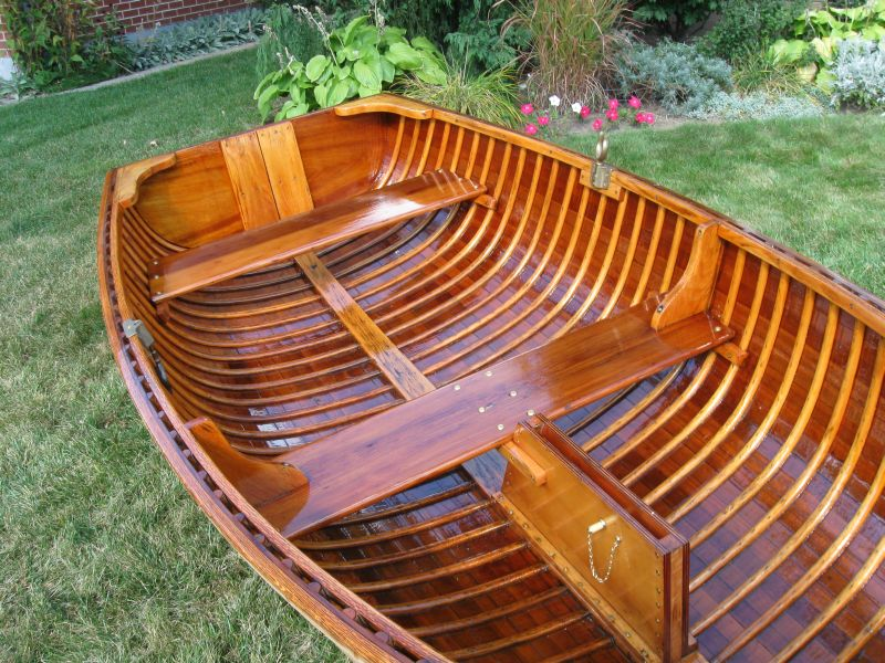 Peterborough Sailing Dinghy
