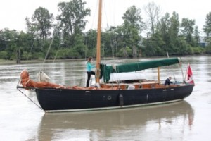 33 ft sloop - 29,500
