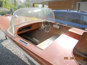 Homebuilt -  inside