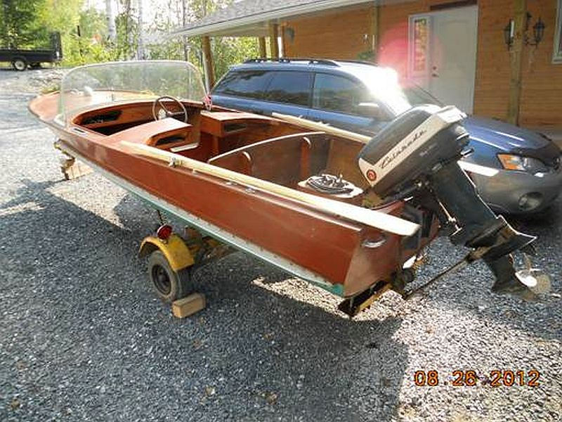 Home Built Runabout