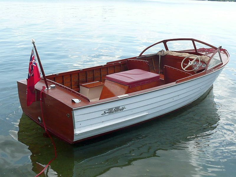 Chris-Craft  Skiff SOLD