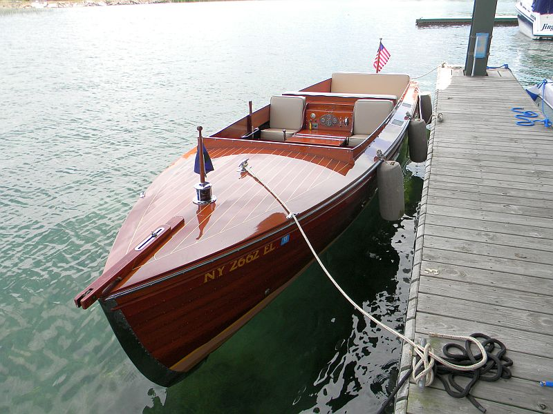 Hutchinson Guide Boat