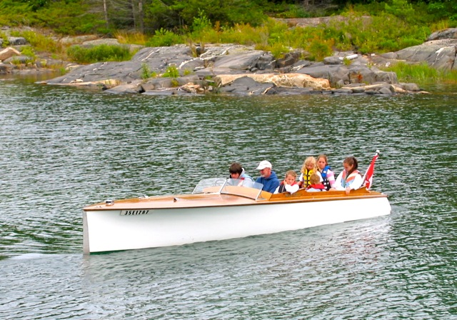 Wooden Boats | Port Carling Boats - Antique & Classic Wooden