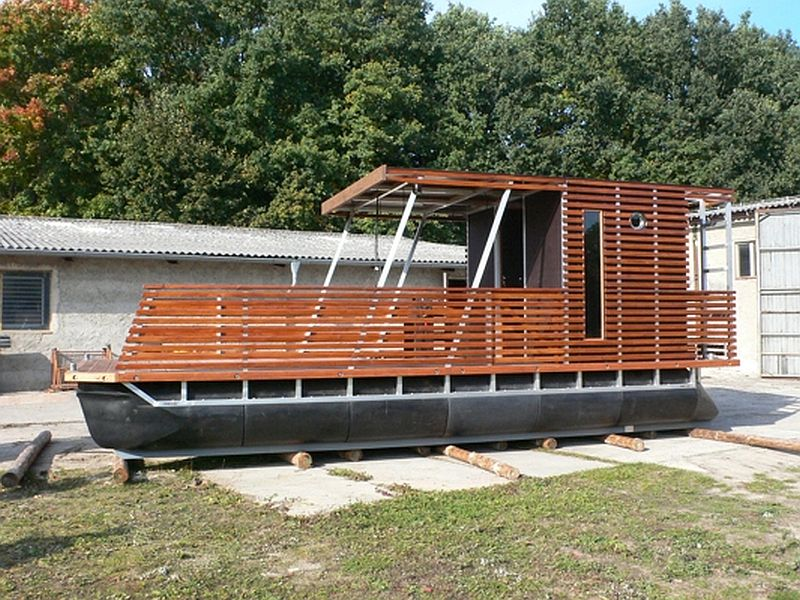 Best Pontoon Boat Design Ideas Contemporary - Interior Design ...