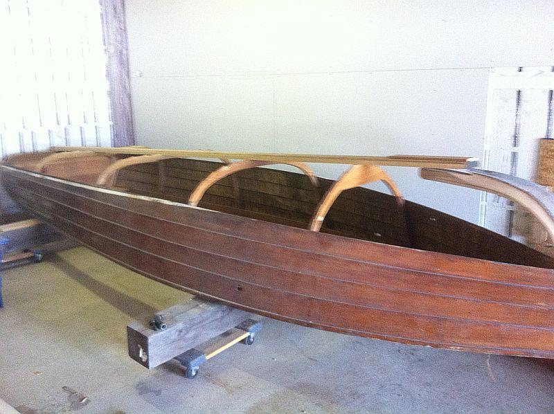 SeaBird project boat