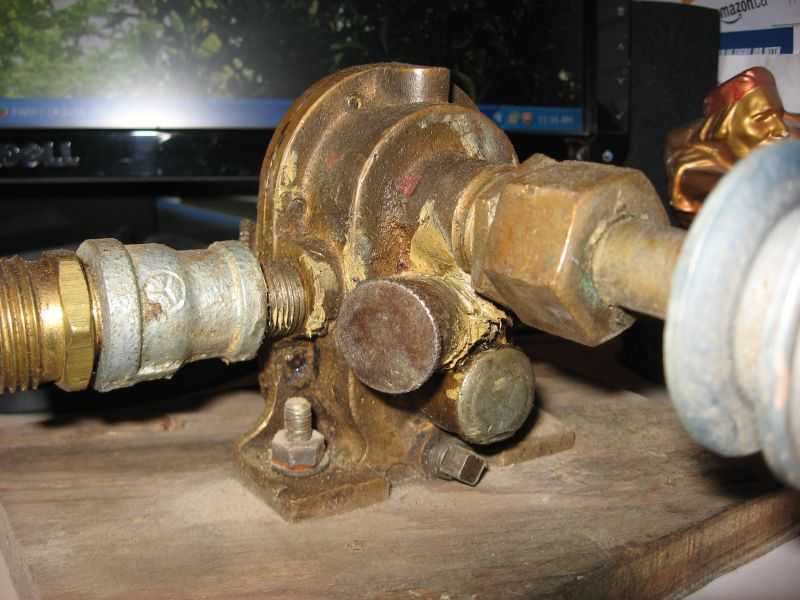 Buchanan water pump