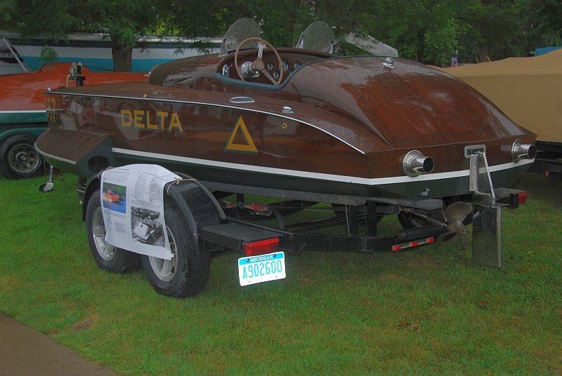 Delta stern