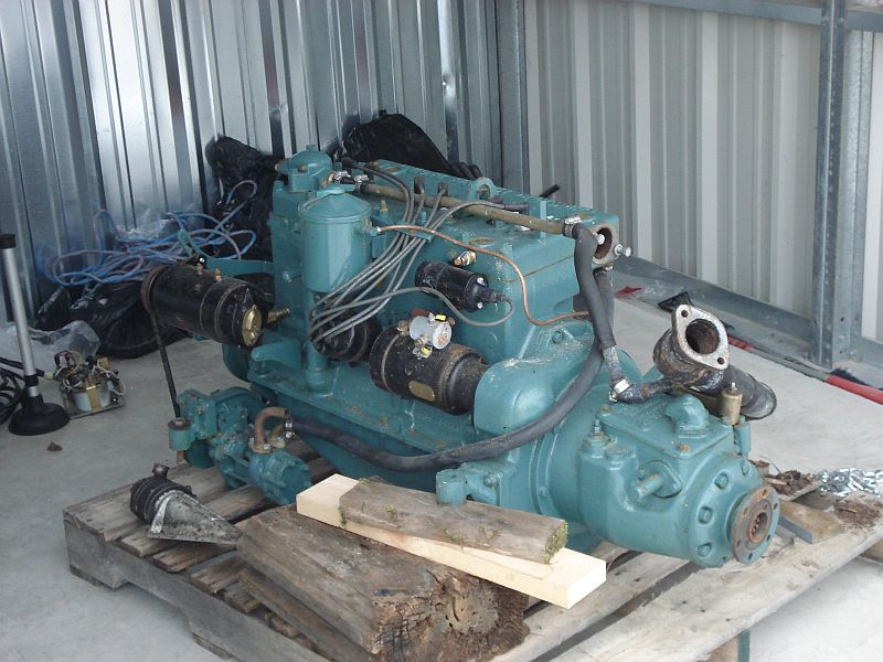 Chrysler Ace engine 6 cyl.