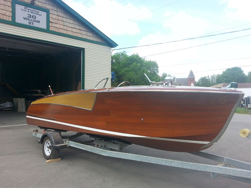 Antique boats for sale clayton ny