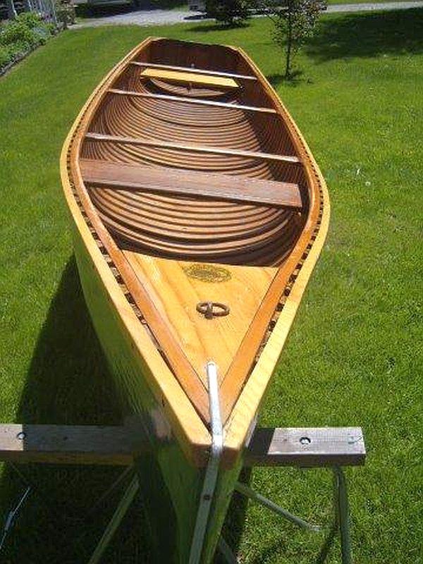 Chestnut Northman canoe