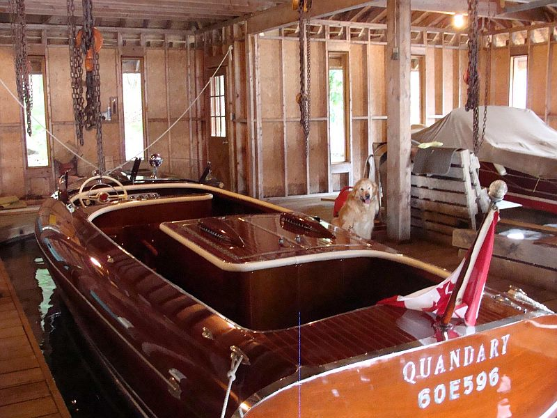 Greavette Streamliner, 22 ft.