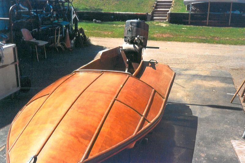 Beck Hydroplane