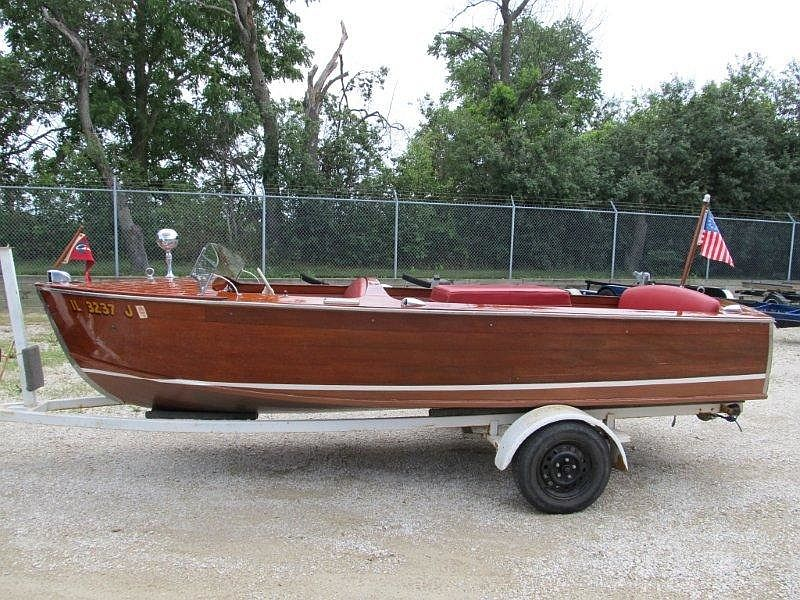 Chris-Craft Sportsman: 17'