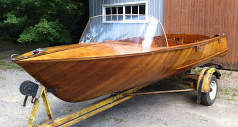 Ross runabout 14'