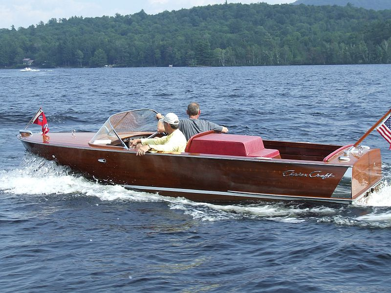 Chris-Craft: 17', 1959