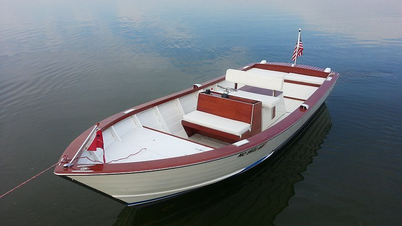 Chris-Craft Dory