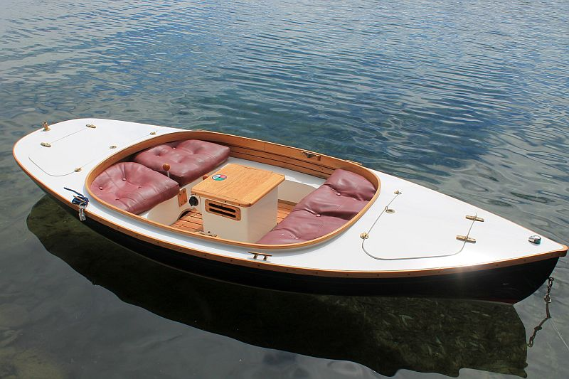 Custom Electric kit boat
