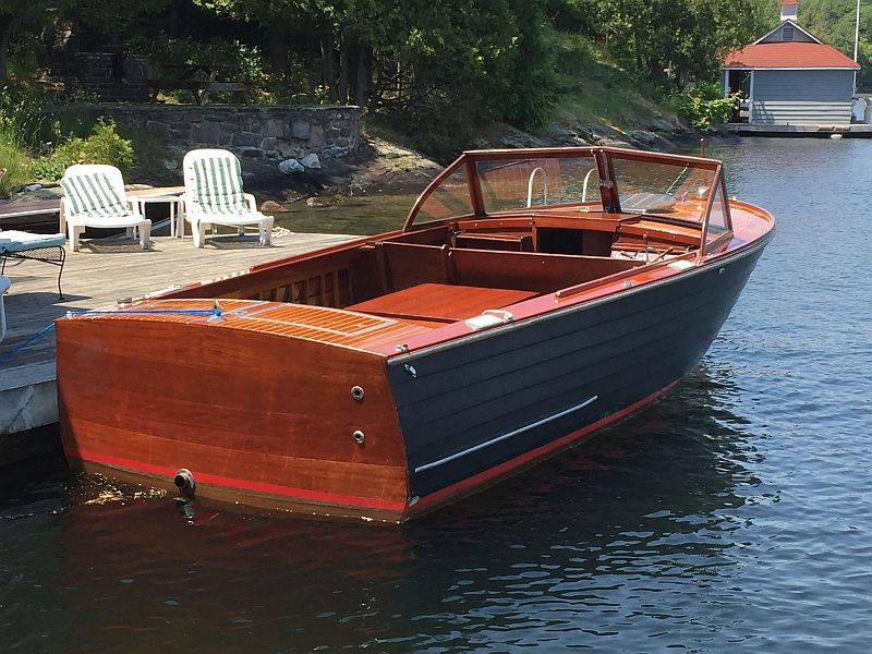 Old Small Timber Inboard Motor Boat Plans - impremedia.net
