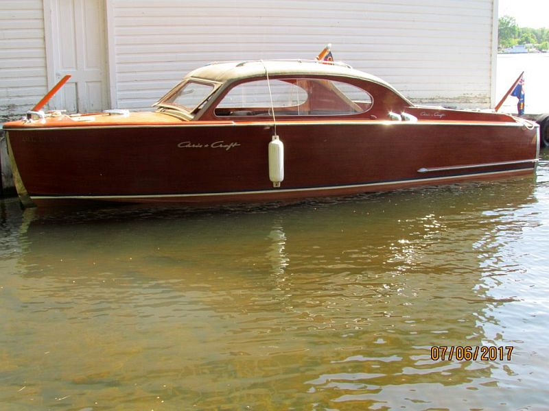 Classic Antique Wooden Boats For Sale | Port Carling Boats – Antique ...