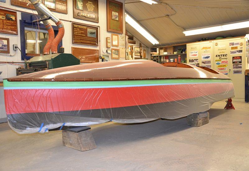 Wooden Boat Shop Tour Port Carling Boats Antique Classic