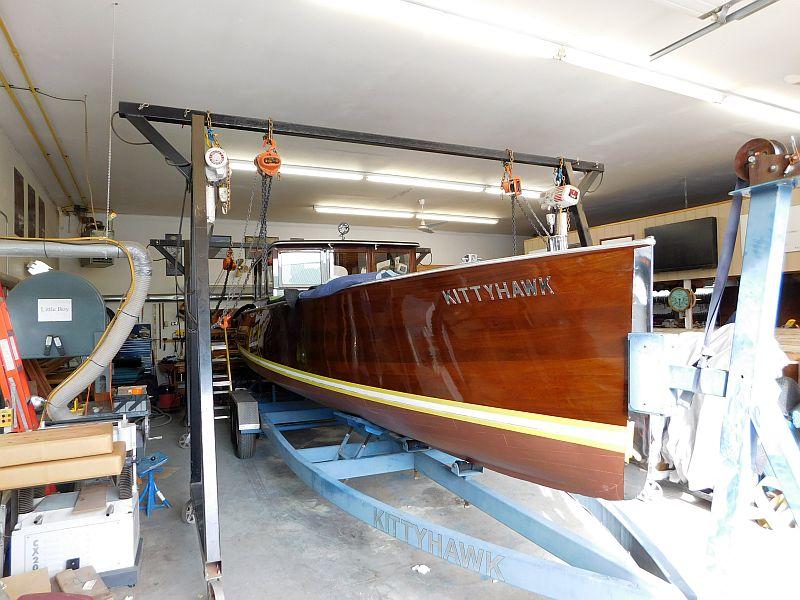Orville Wirght S Kittyhawk Port Carling Boats Antique