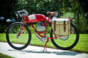 Derringer gas bicycle