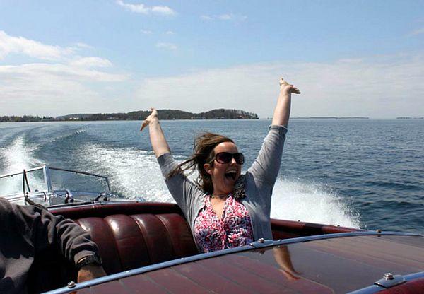 Boating Joy