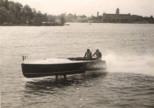 Hutchinson Boat w