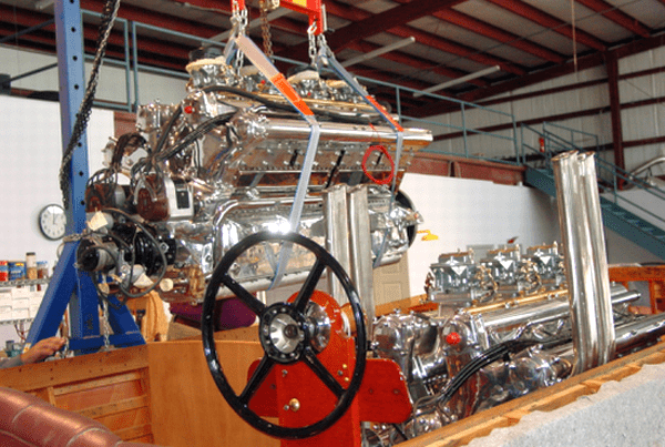 Miss America engines