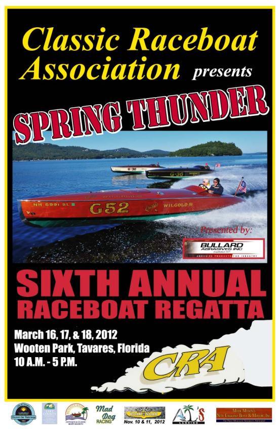 Spring Thunder 2012