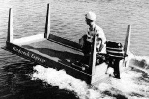 Desk boat